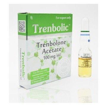 Trenbolic Trenbolone Acetate Cooper Pharma