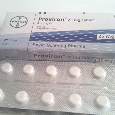 Proviron Mesterolona
