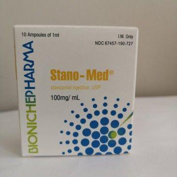 Stano-Med Stanozolol Bioniche Pharma