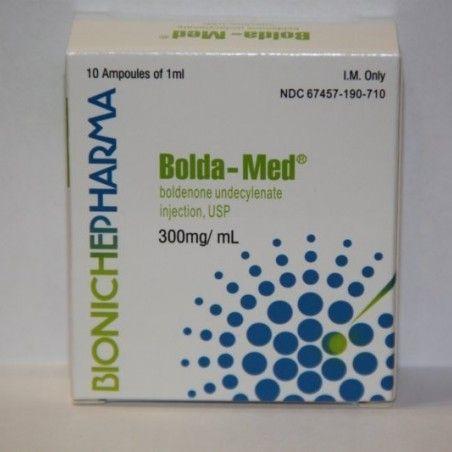 Bolda-Med Boldenone Undecylenate Bioniche Pharma