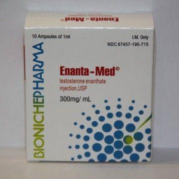 Enanta-Med Testosterone Enanthate Bioniche Pharma