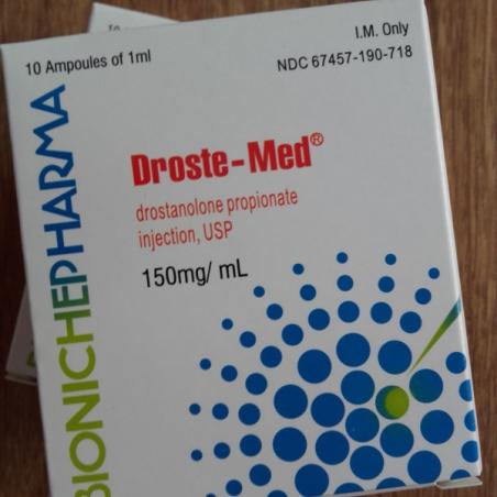 Droste-Med Drostanolone Propionate Bioniche Pharma
