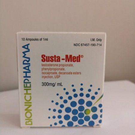 Susta-Med Sustanon Bioniche Pharma