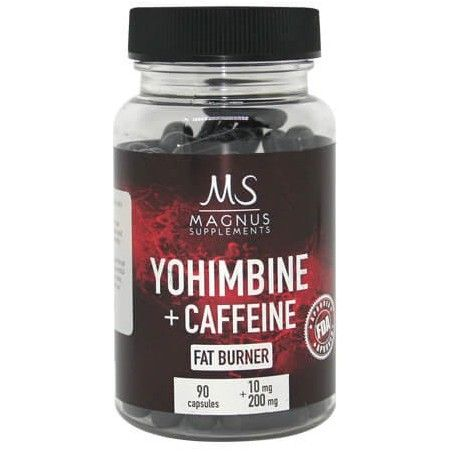 Yohimbine + Caffeine Magnus Pharmaceutical
